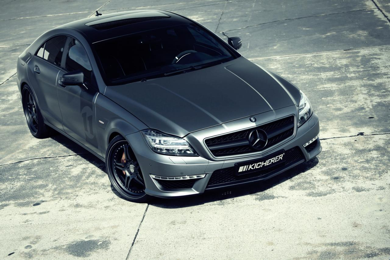 Kicherer CLS 63 AMG Yachting