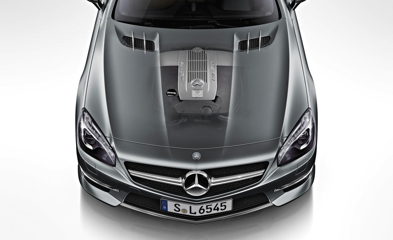 2013-mercedes-benz-sl65-amg-45th-anniversary-edition-twin-turbocharged-60-liter-v-12-engine