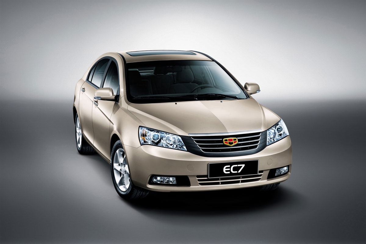 Geely Emgrand EC-7